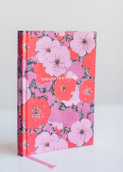 Book of Thoughts Floral Journal