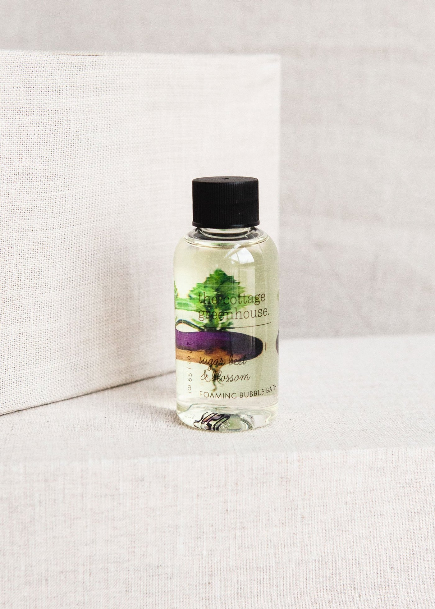 Travel Size Sugar Beet & Blossom Bubble Bath