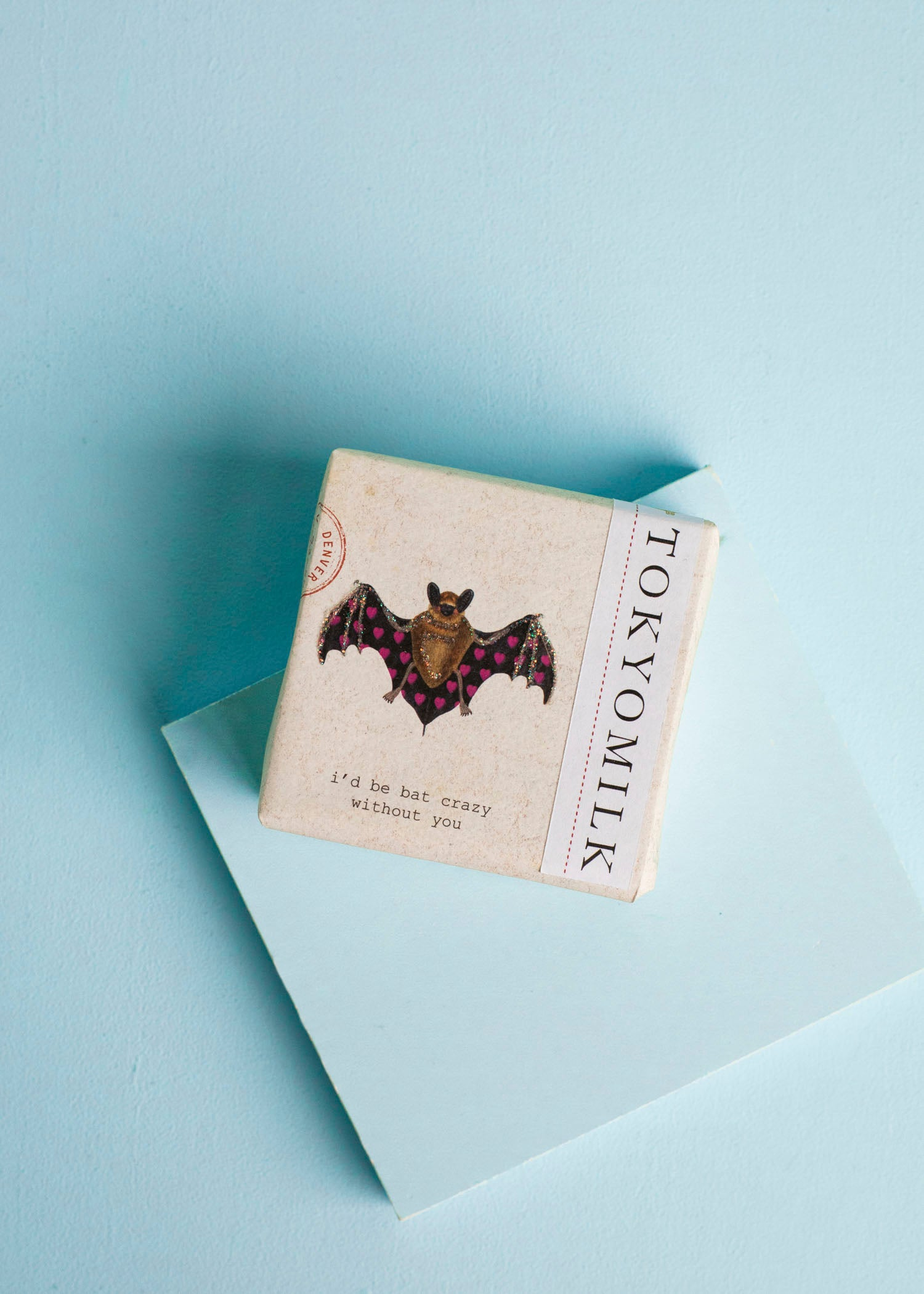 Bat Crazy Without You Finest Perfumed Soap
