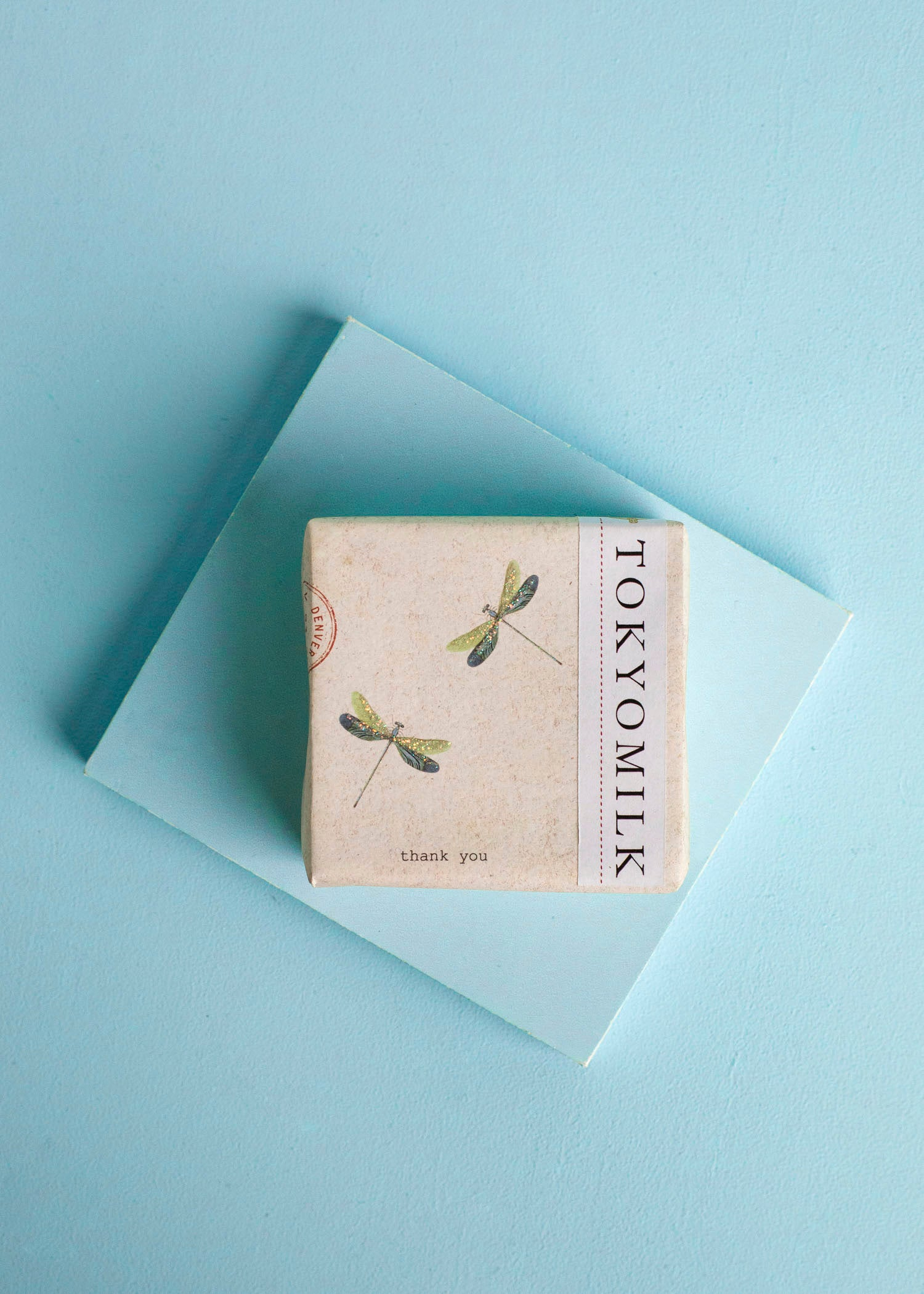 Thank You (Dragonfly) Finest Perfumed Soap