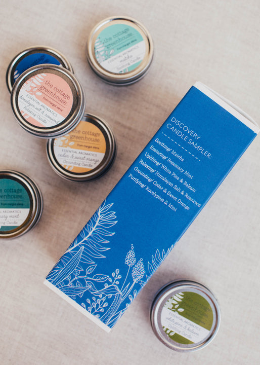 Essential Aromatics Discovery Candle Sampler