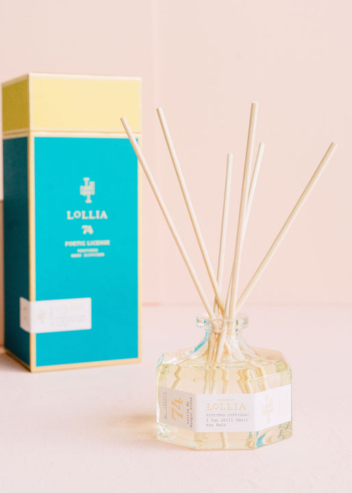 I Can Still Smell the Rain Reed Diffuser