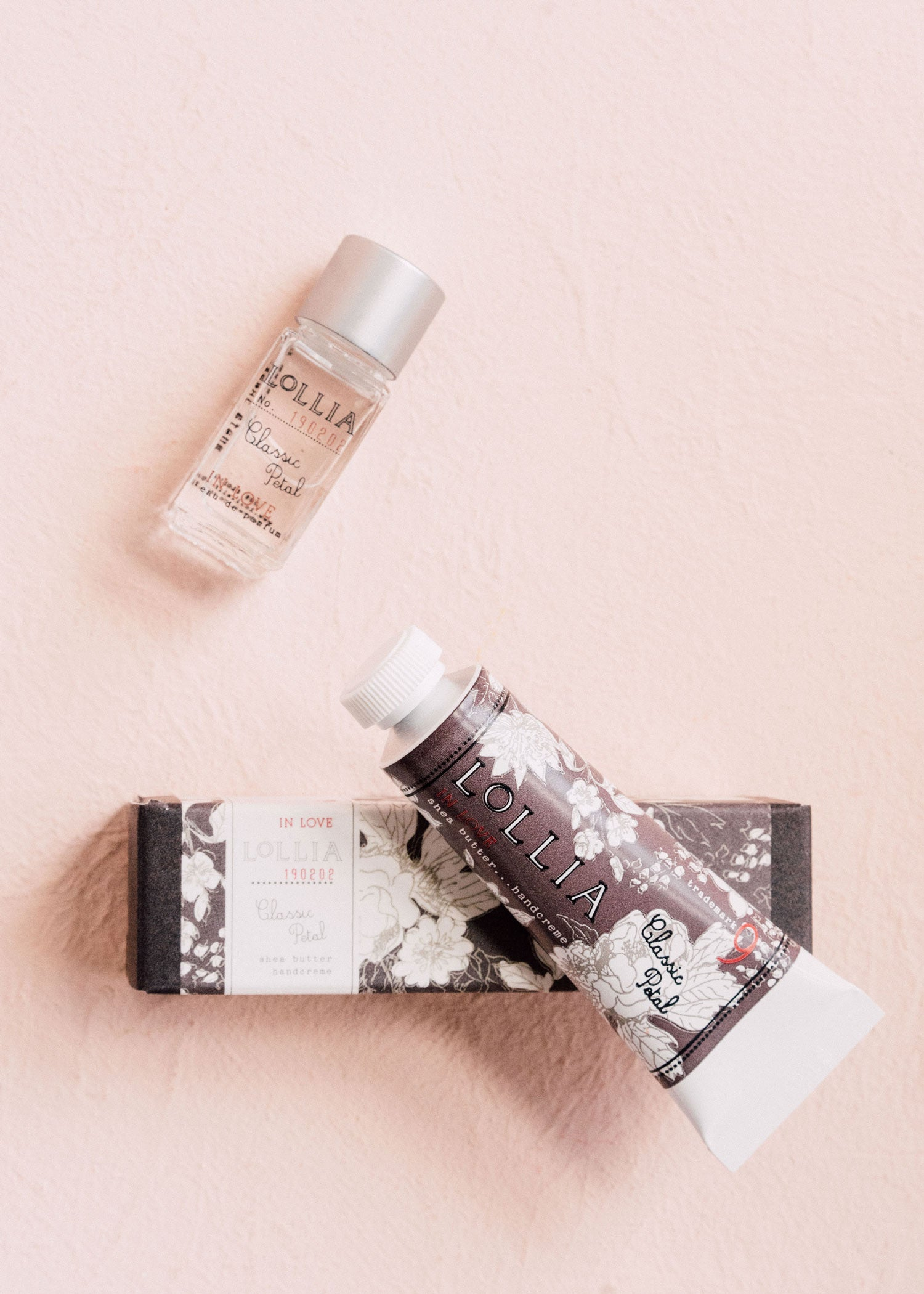 In Love Mini Duo: Petite Treat & Little Luxe