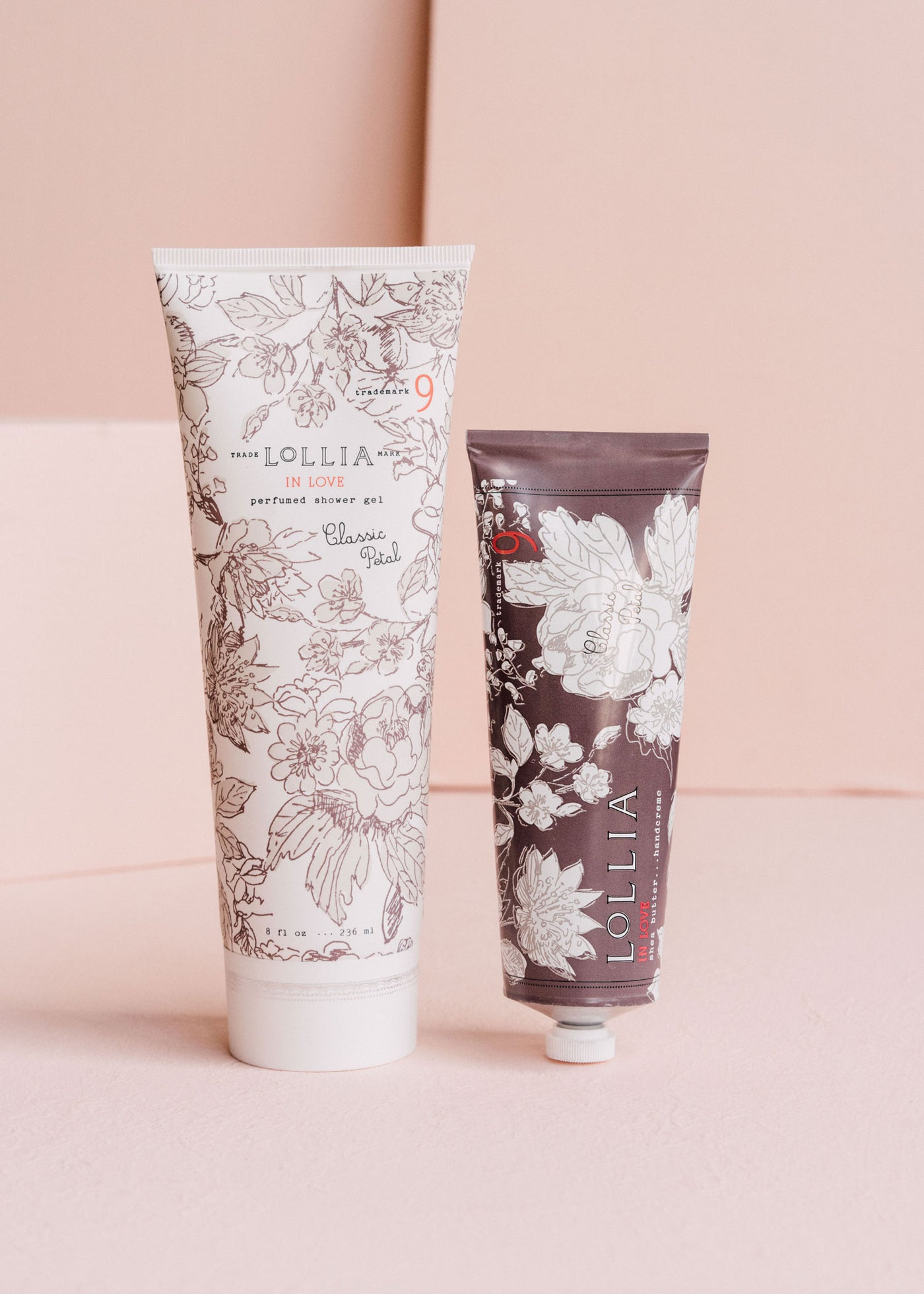 In Love Shower Gel & Handcreme Duo
