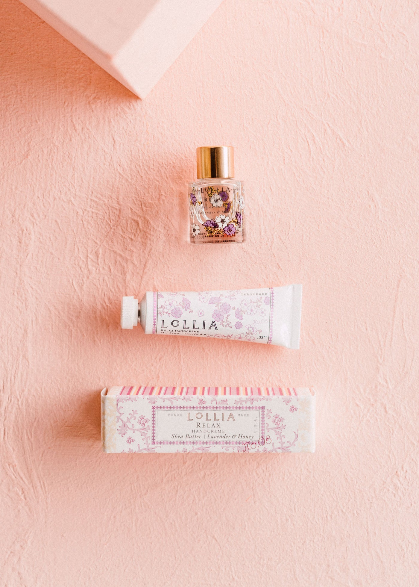 Relax Mini Duo: Petite Treat & Little Luxe