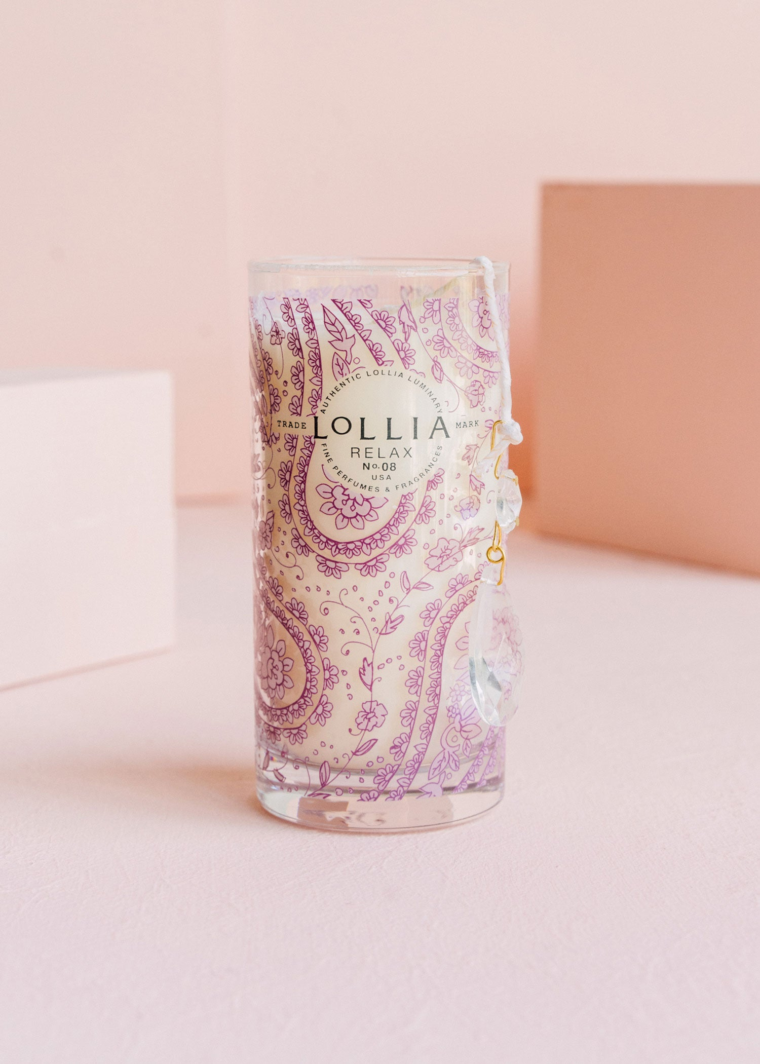 Lollia Relax Gift Set Hand Cream Soap Amp Candle Margot