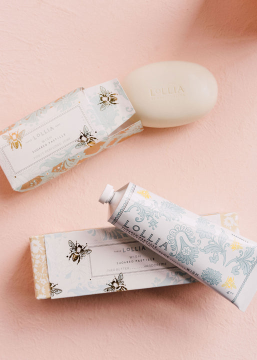 Wish Soap & Handcreme Duo