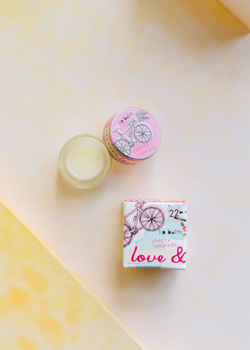 Cherry Lemonade Lip Balm