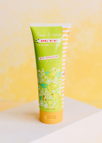 Gin Blossom Body Lotion