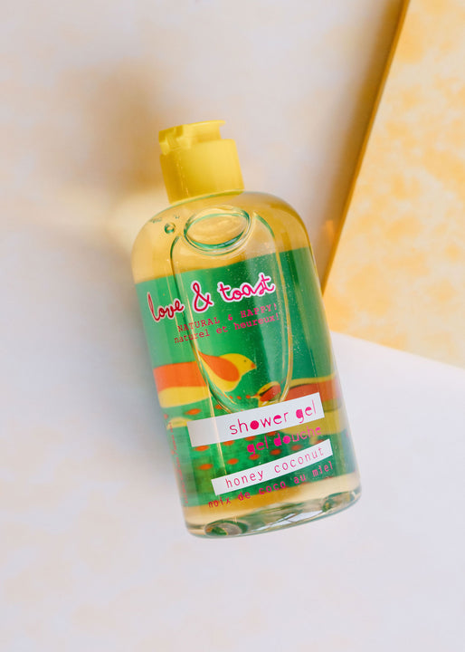 Honey Coconut Shower Gel