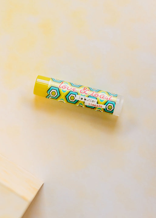 Limeade Lip Butter