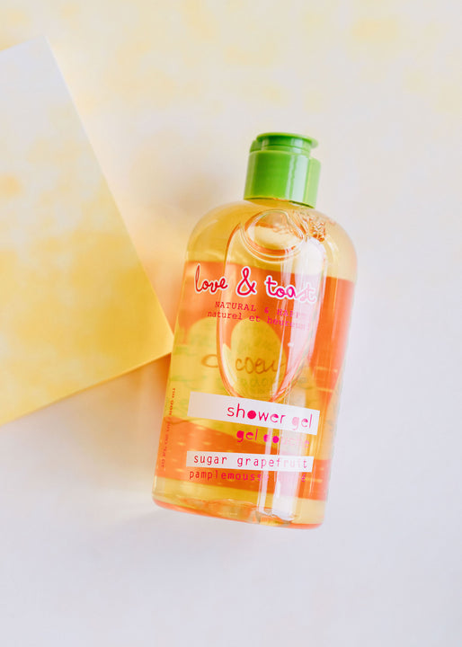 Sugar Grapefruit Shower Gel
