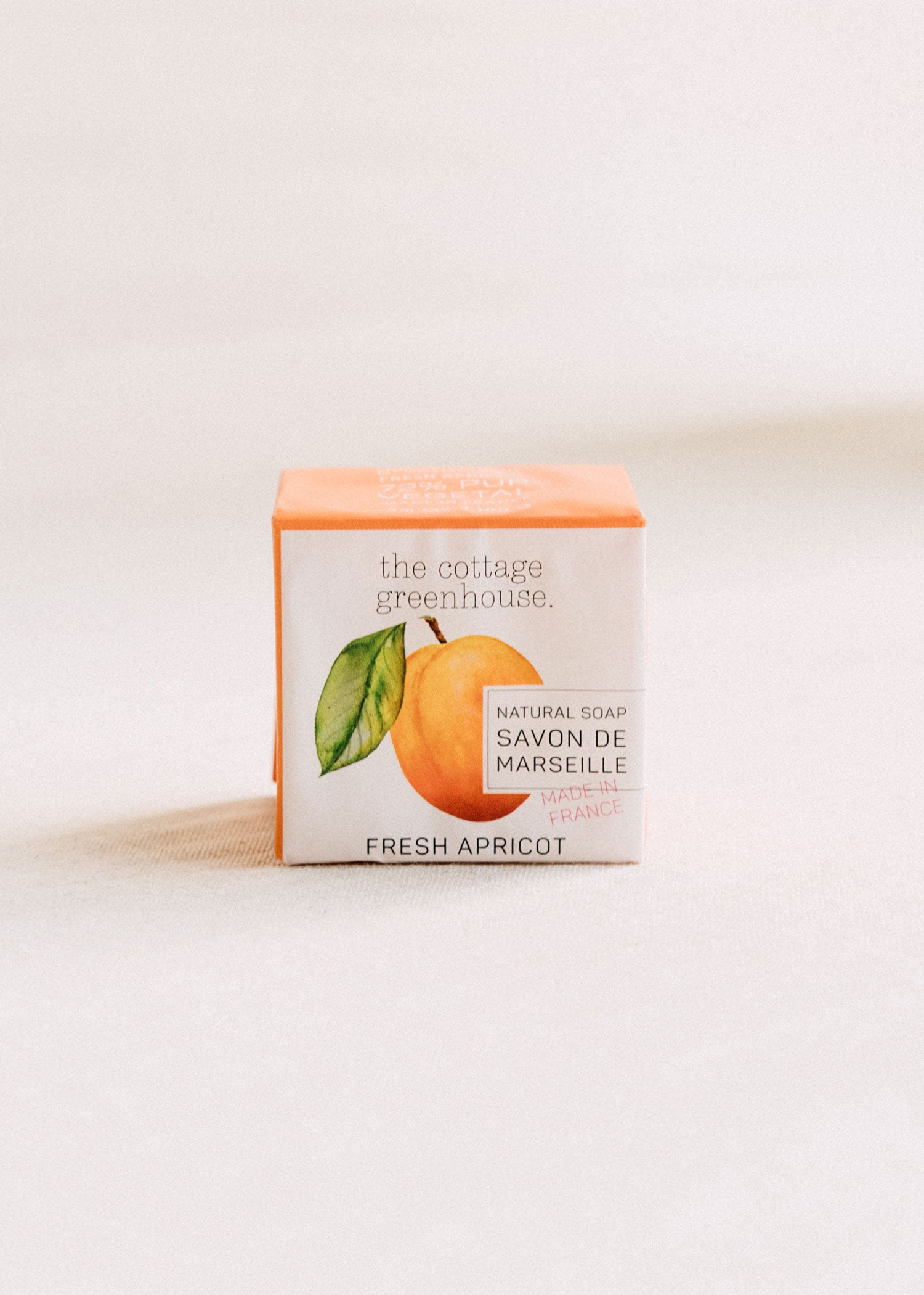 Apricot French Soap