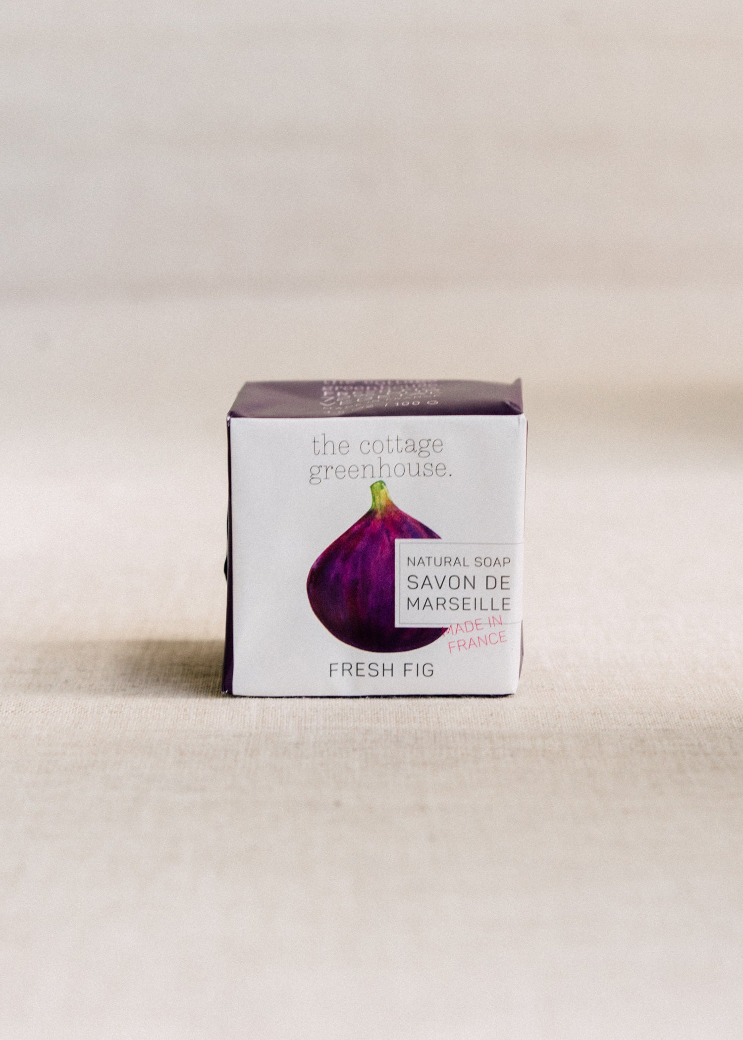 Fig French Soap
