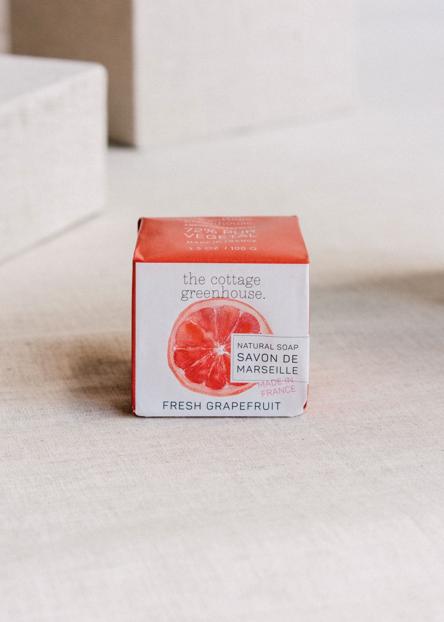 Grapefruit French Soap