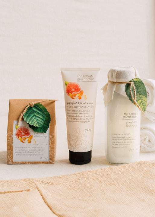 Uplifting Grapefruit & Blood Orange Gift Set