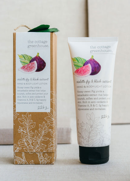 Violette Fig & Black Currant Lotion