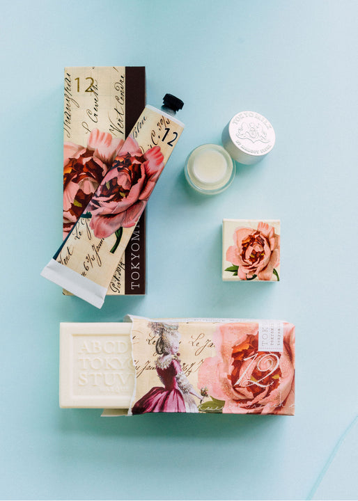 Gin & Rosewater Gift Trio