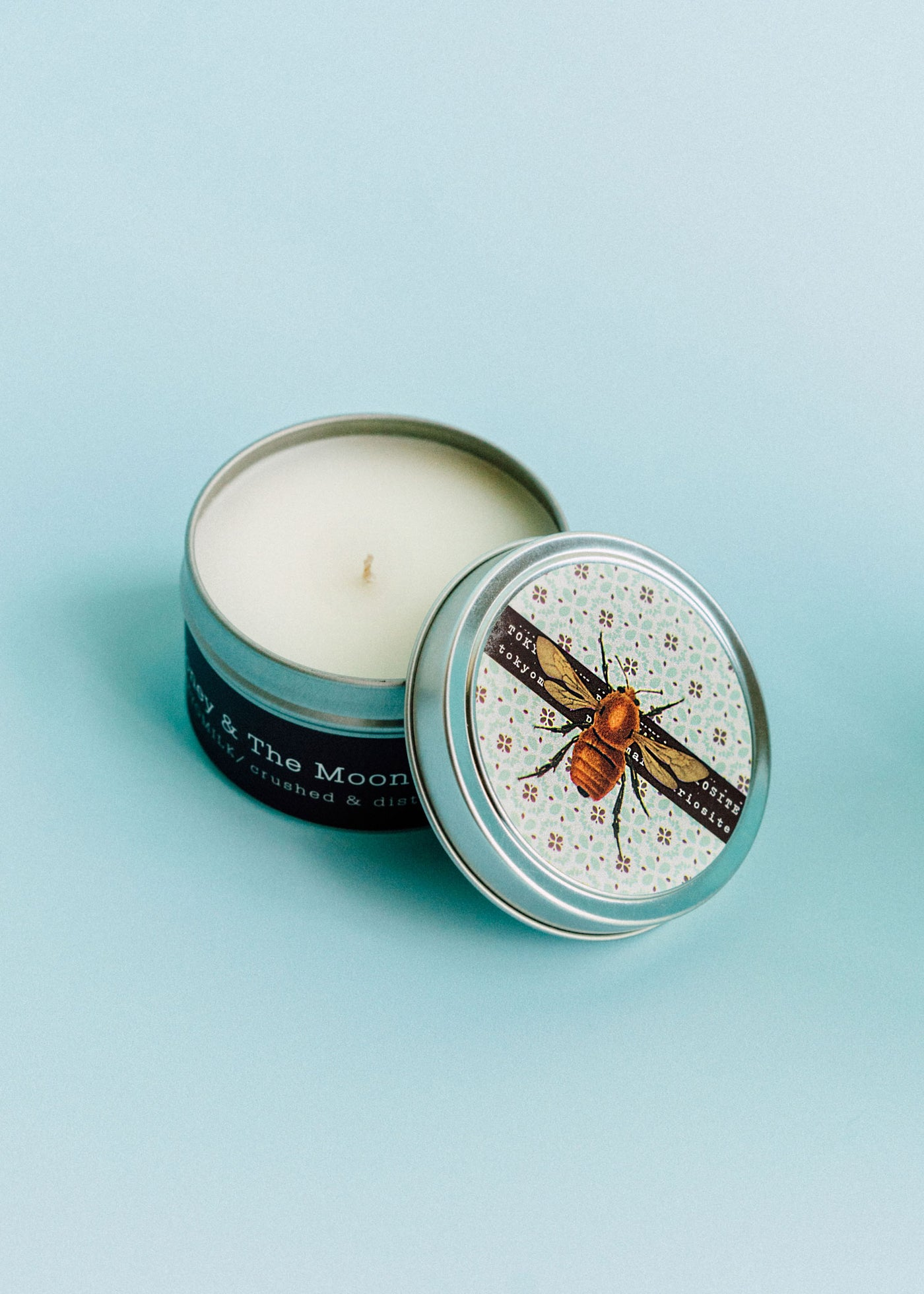 Honey & The Moon Travel Candle