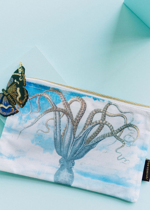 Oceanic Dreams Cosmetic Bag