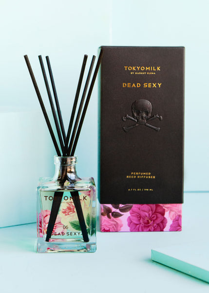 Dead Sexy Perfumed Reed Diffuser