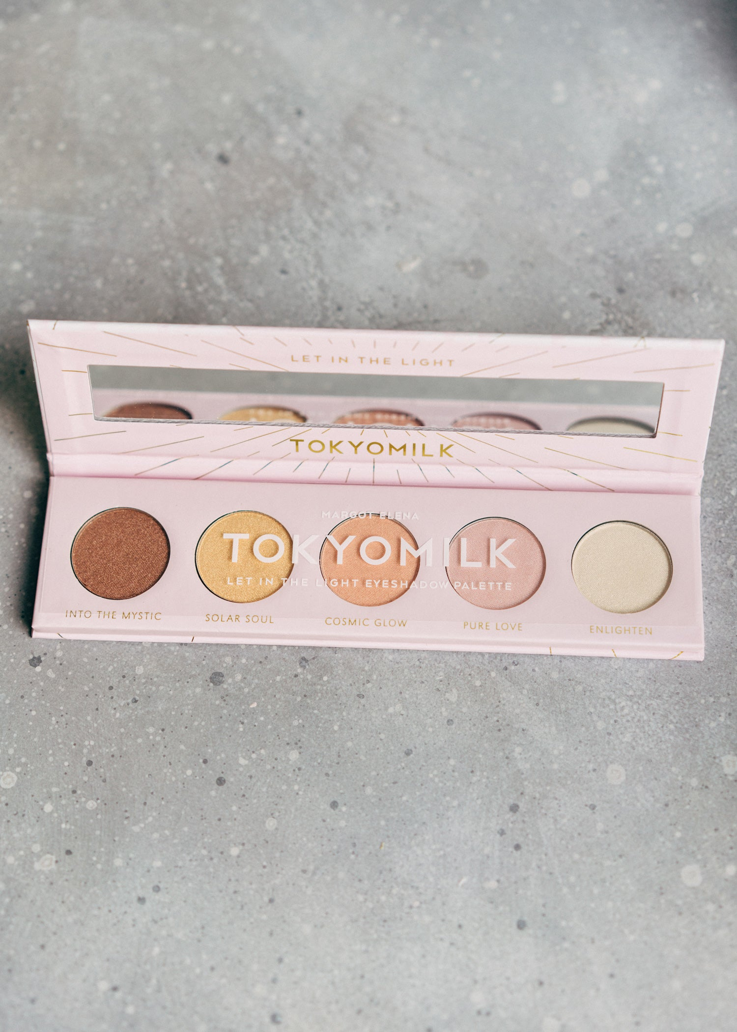 Let in the Light Eye Shadow Palette