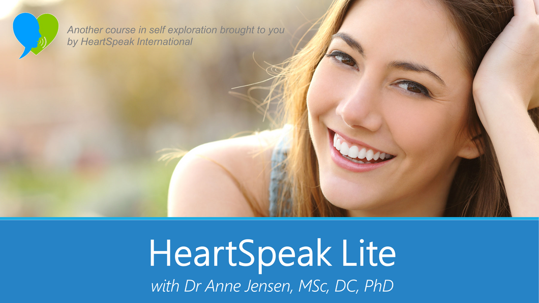HeartSpeak Lite Course