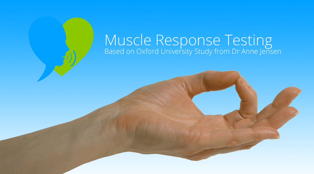 Muscle Response Testing Online Course