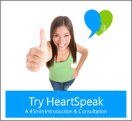 """Try HeartSpeak"" Session"