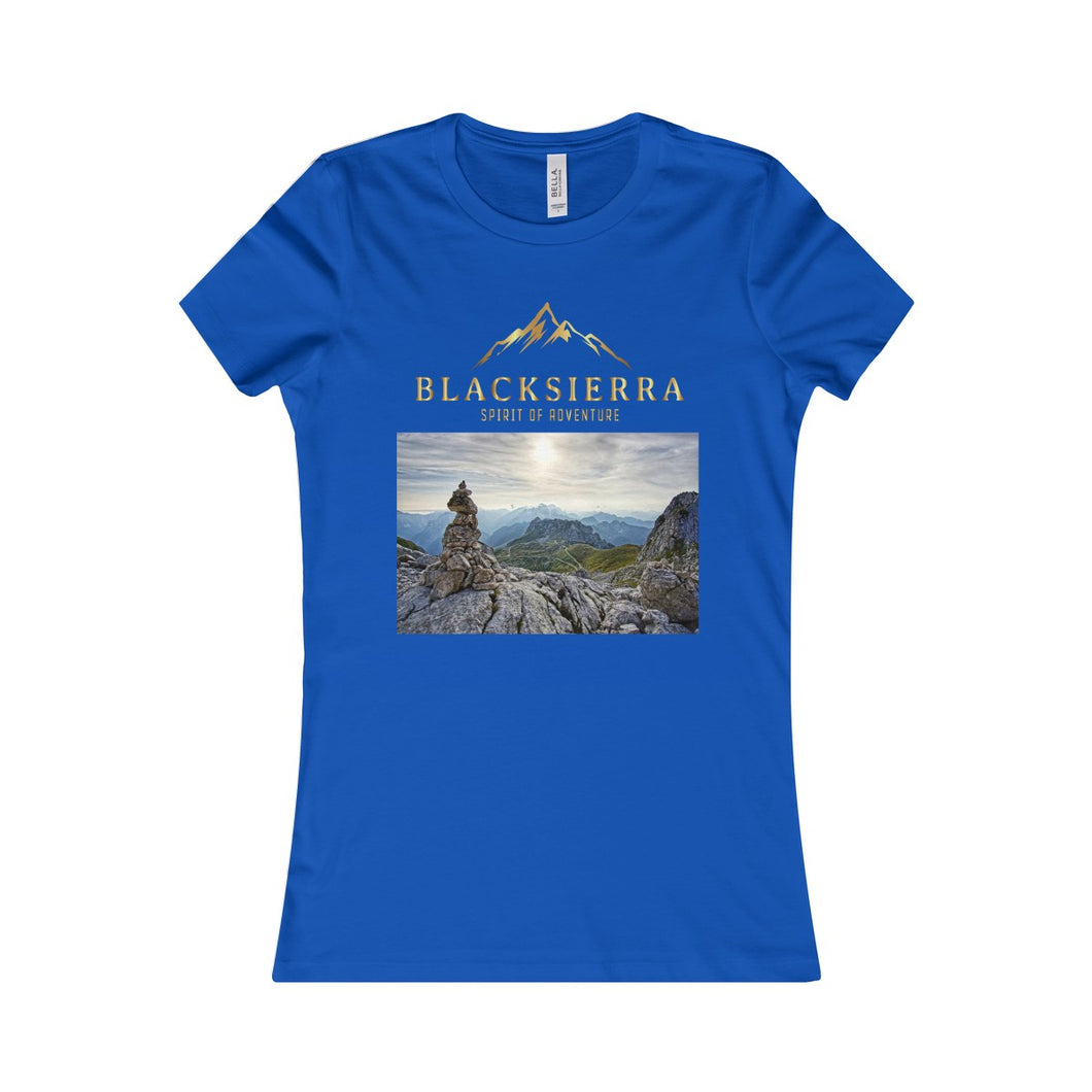 BS Mountain View Italy - Women's Favorite Tee