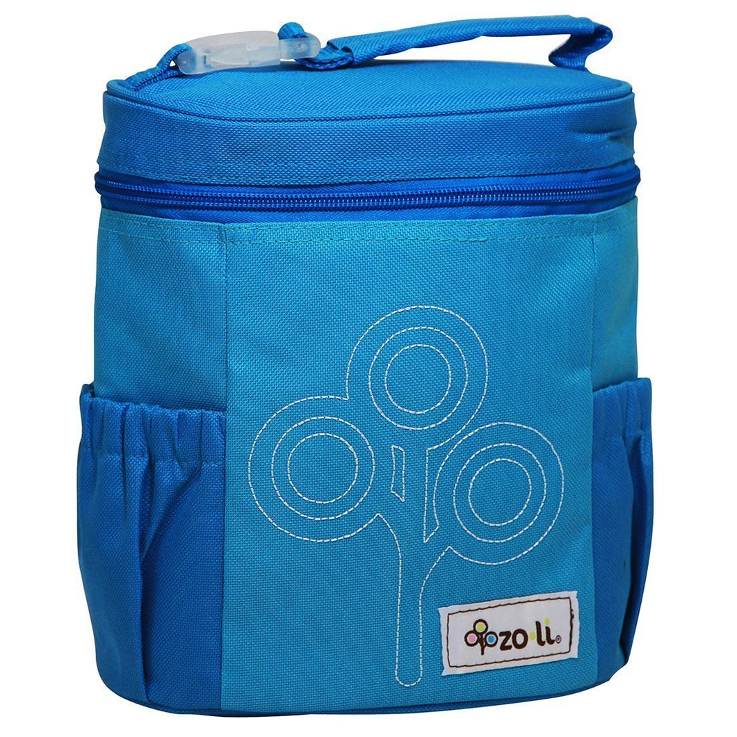 NomNom Insulated Lunch Bag - Blue