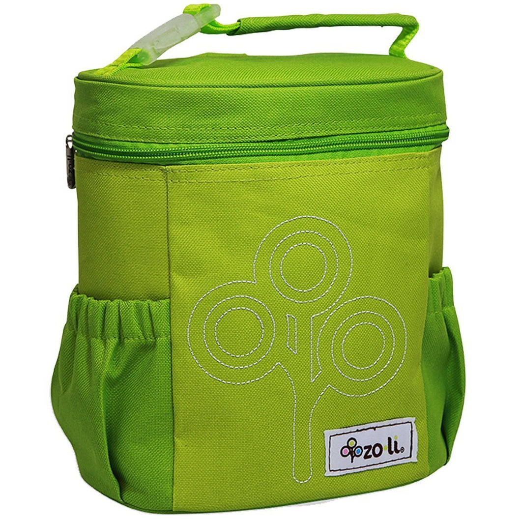 NomNom Insulated Lunch Bag - Green