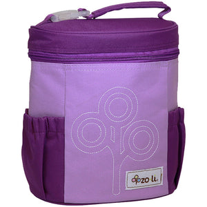 NomNom Insulated Lunch Bag - Purple