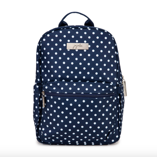 Midi Backpack - Navy Duchess