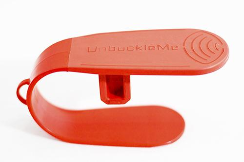 Unbuckle Me - Red