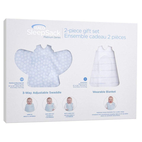 Halo Sleepsack 2 piece gift set