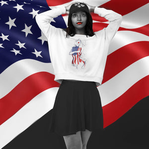 LADY USA - Unisex Sweatshirt