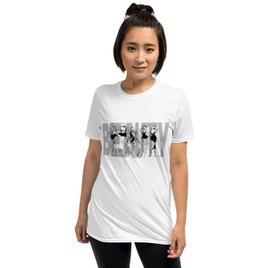 BEAUTY - Short-Sleeve Unisex T-Shirt
