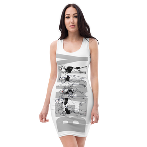 BEAUTY - Sublimation Cut & Sew Dress