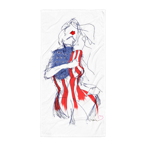 LADY USA - Towel