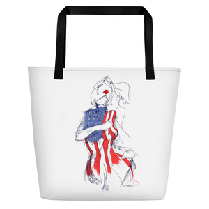 LADY USA - Beach Bag