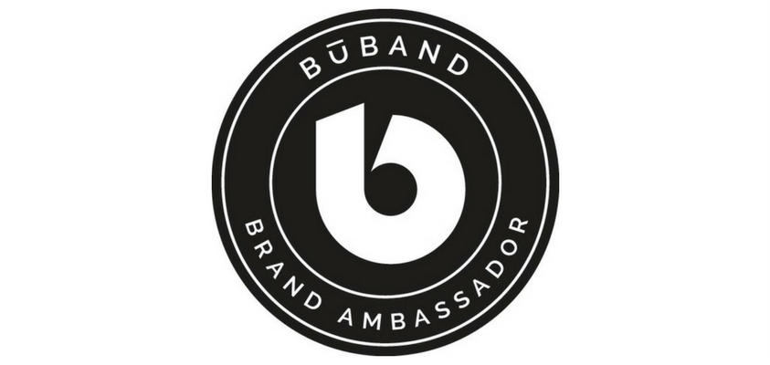 Introducing the Official Būband Brand Ambassador Badge | Būband