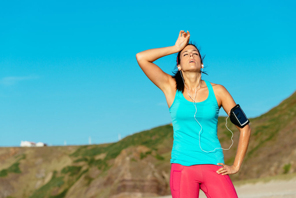 7 Ways to Stay Cool During Summer Workouts | Būband