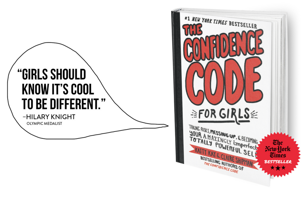 Book Review: The Confidence Code for Girls | Būband | Breast support bands for active women