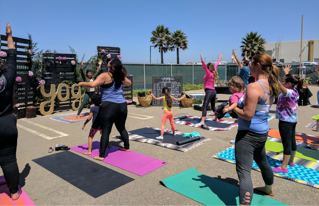 YogaFest: Yoga for Everyone | Būband
