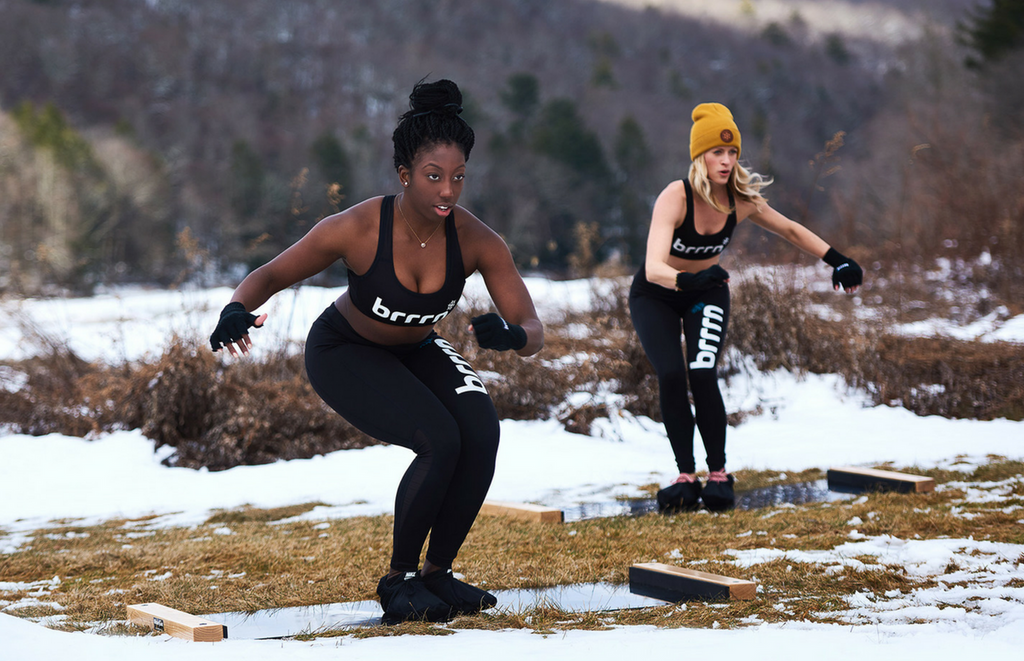 Time to chill out! Cold workouts are the hottest new trend | Būband