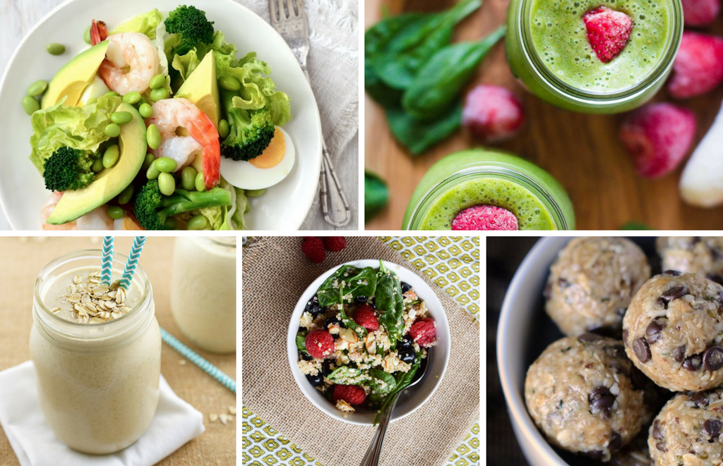 Smoothies, Salads and Snacks: Summer Recipes That Look Good and Boost Your Energy | Būband | Breast Support Bands for Active Women