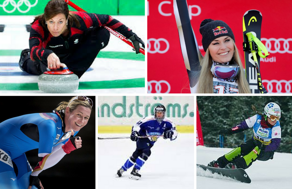 Women Over 30 Competing at the 2018 Winter Olympics | Būband