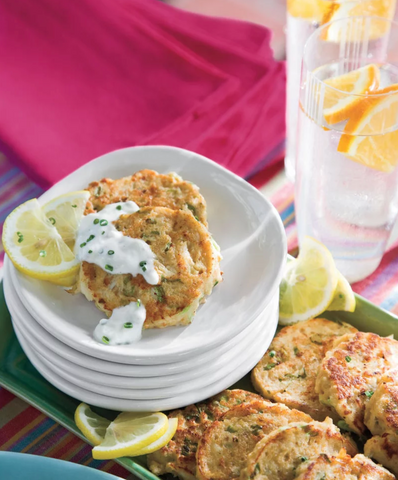 mini crabcake recipe