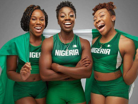 Female bobsleigh team become first athletes to reach Winter Olympics in Nigeria's history